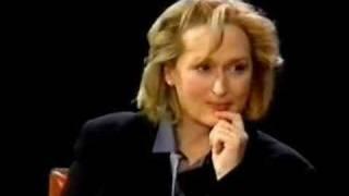 Meryl Streep - Questionnaire