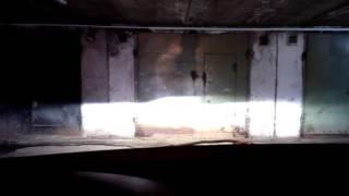 Работа автокорректора на polo sedan (взгляд изнутри)