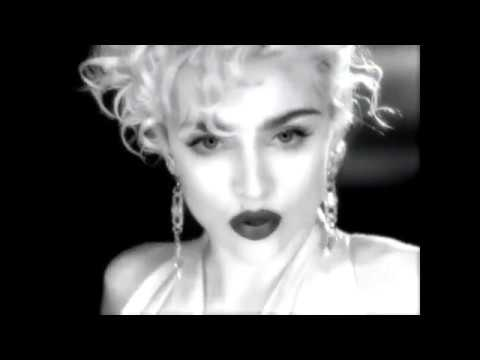 Every MADONNA music video but it's just the song titles