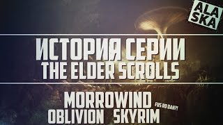 История серии: The Elder Scrolls (Morrowind, Oblivion, Skyrim)
