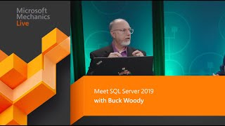 SQL Server 2019 | Query faster from any database. (Microsoft Ignite)