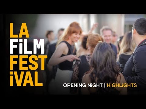 2016 LA Film Festival | Opening Night LOWRIDERS - World Premiere | Highlights