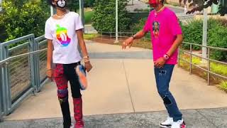ayo teo ay3 ft lil yachty dance video
