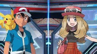 Pokémon Battle USUM: Kalos Ash Vs Serena (Game Serena)