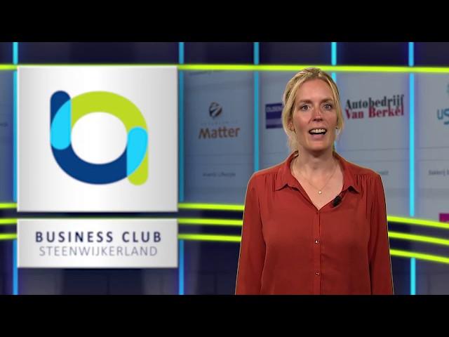 Business Club Steenwijkerland Journaal week 20 - 2020