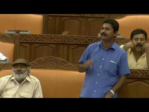 Bible Words Speech M Swaraj MLA Kerala Legislature