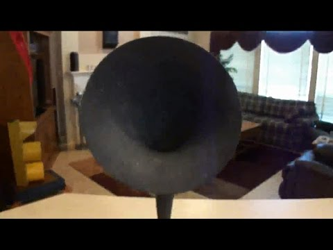 1920's RCA loudspeaker with Bluetooth!