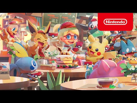 Pokémon Café Mix – Bientôt disponible ! (Nintendo Switch)