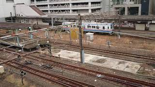 (60fps) 関東鉄道常総線、気動車、始発。バイノーラル録音+αMk2.1