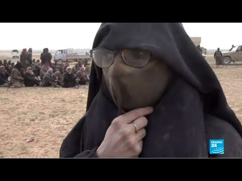 Exclusive from Syria: FRANCE 24 meets a French jihadi bride on the run