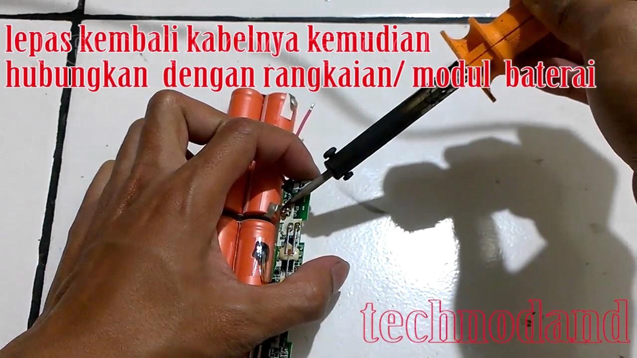 Cara Mengatasi Baterai Laptop Drop 0 Tidak Bisa Charge Youtube