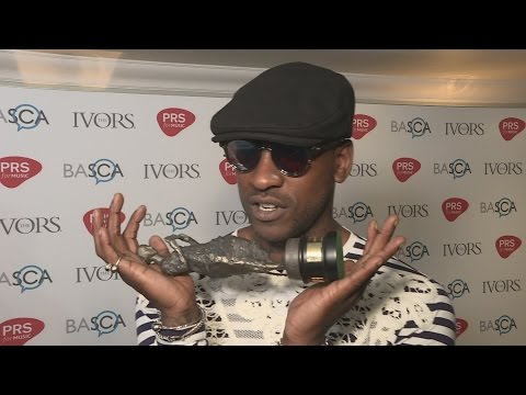 Ivor Novello Awards: Skepta admits he wears female clothing