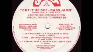 DJ Laz & DJ Jock D - Def Mega Mix
