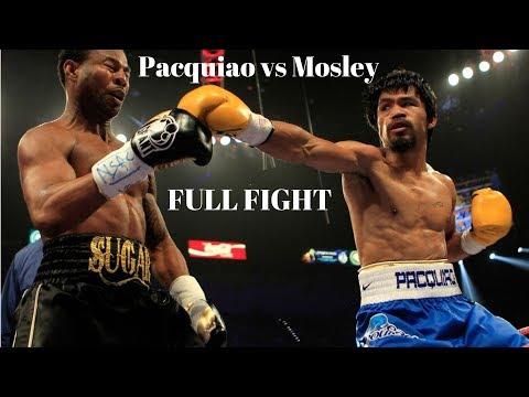 PACQUIAO VS MOSLEY HD FULL FIGHT