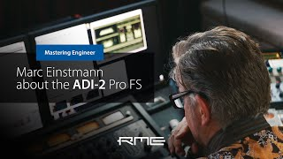 Mastering Converter Shootout with the ADI-2 Pro FS