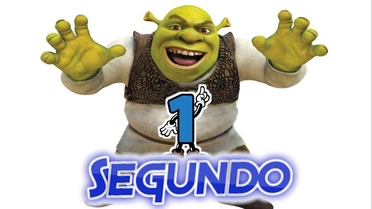 Shrek (Pelicula Completa) En 1 Segundo