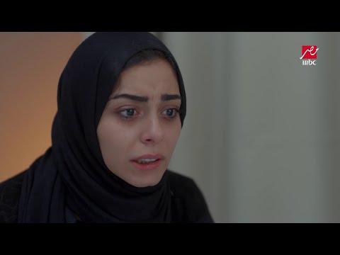 مشهد مؤثر.. بسمة تنهار بعد موت أختها هند في #ولاد_تسعة