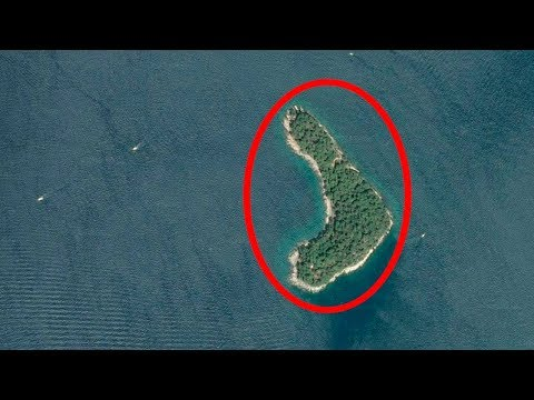 видео: 5 загадочных островов с жуткой предысторией