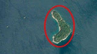 5 загадочных островов с жуткой предысторией