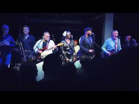 Incognito & Guests Charity Evening at The Jazz Cafe, London 06/06/2017