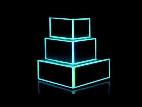 Projection Mapping on cubes