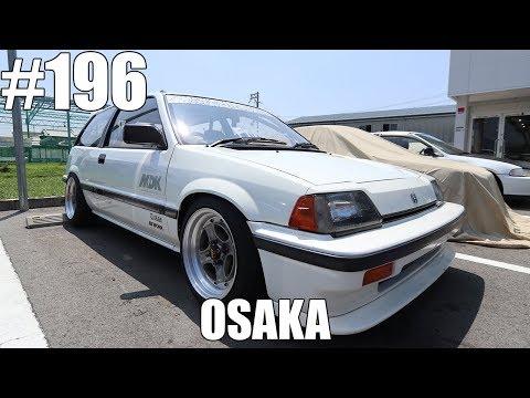 JPNVLGS #14 - Osaka JDM + Five Mart Japan Walkaround