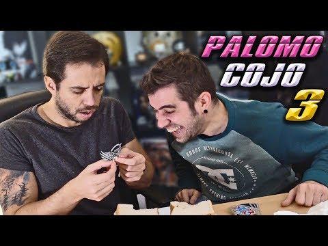 EL RETO DEL PALOMO COJO 3 con Auronplay  El fin de la TRILOGÍA