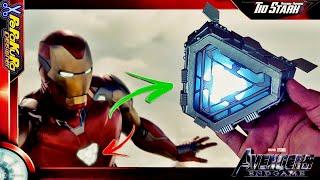Como fazer o ARC REACTOR Homem de Ferro - DIY Reactor Arc ( Avengers Endgame ) #1