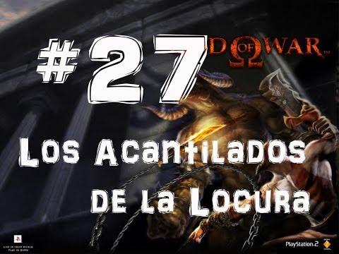 God of War Guia parte 27- Los Acantilados de la Locura (1/2)