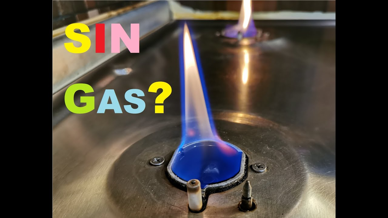 CONVERT KITCHEN GAS TO ALCOHOL