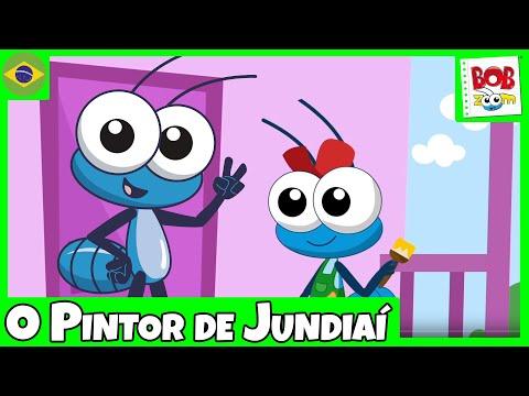 O Pintor De Jundiai - Bob Zoom - Video Infantil Musical Oficial