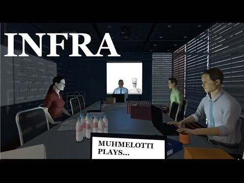 INFRA - part 37 - pumps and control rods