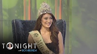 TWBA: Karen is proud to be the first physicist to won Miss Earth thumbnail