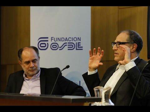 Pierre Lévy en Fundación OSDE - Veinte años de inteligencia colectiva