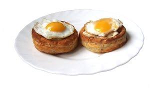 Рецепты для праздничного стола  - Волованы с начинкой для фуршета