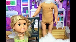 Fixing Up an 18 Inch Doll || Saving Bug