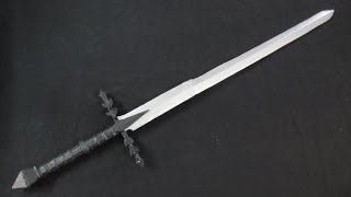 Make the RingWraith sword from Lord of the Rings