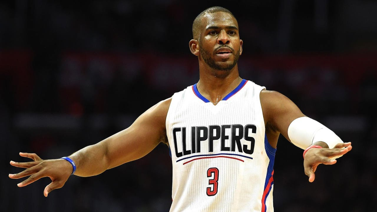 Clippers trade Chris Paul to Rockets