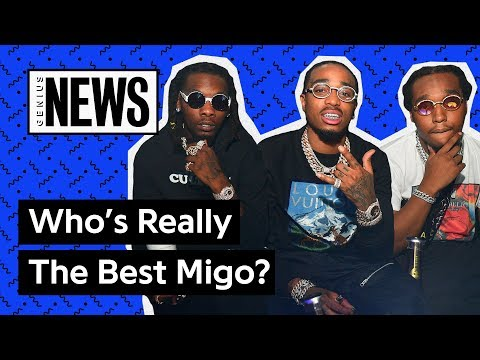 Is Takeoff The Best Migo? | Genius News