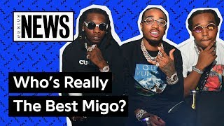 Is Takeoff The Best Migo? | Genius News