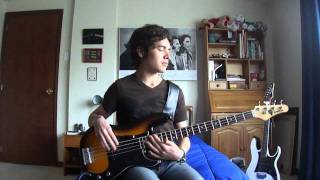 Alicia Keys - Heartburn Unplugged Bass Cover
