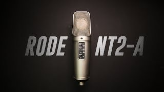 Rode NT2-A Mic Review / Test