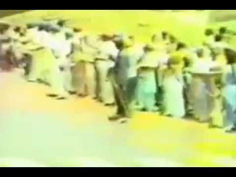Sant Jarnail Singh Bhindranwale Entering Bombay (Mumbai) April 1982
