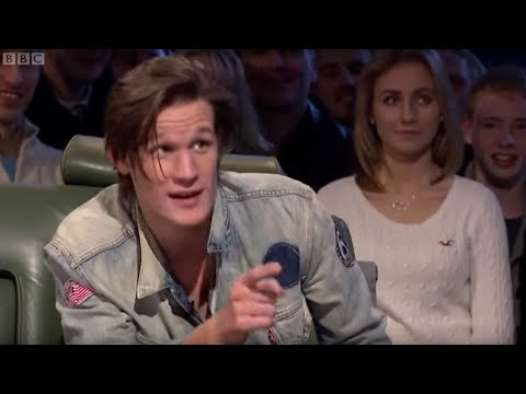 Matt Smith's Interview and Lap Time | Top Gear | BBC