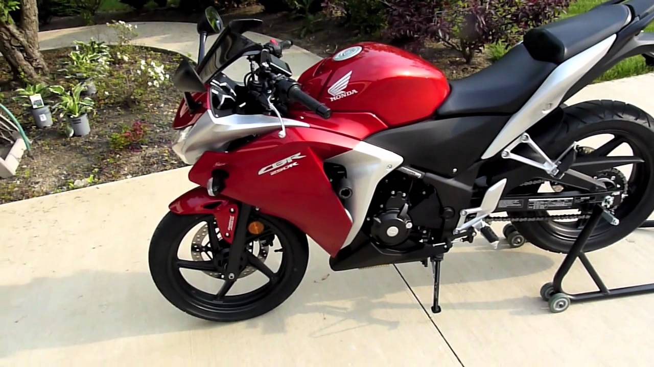 2011 Cbr250r Update After 1 Month Of Ownership Youtube