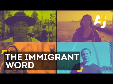 Americans React To Hearing The Word Immigrant