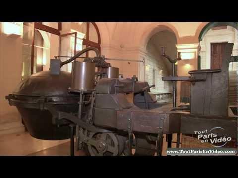 Musée des Arts et Métiers, Paris (Full HD)