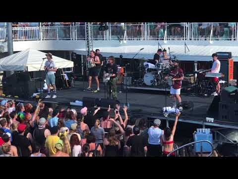 Judah & The Lion. Full third show from Parahoy:Deep Search