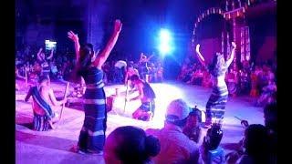 Vietnamese Folk Dancing @ Da Lat, Vietnam
