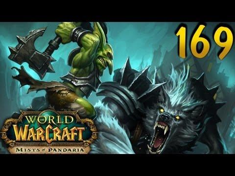 Играем в World Of Warcraft с Карном. #169 Арена Морд'бой (Третий ранг)